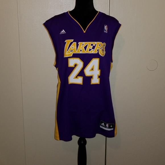 e2d0638718b adidas Shirts | Los Angeles Lakers Kobe Bryant Jersey | Poshmark